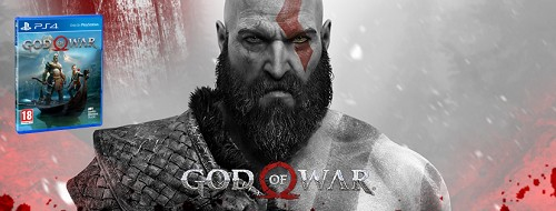God Of War 4 uncut