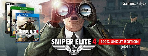 Sniper Elite v2 uncut - Kill Hitler Edition
