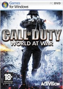 Call Of Duty 5 World At War uncut Zombie Edition (PC)
