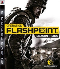 Operation Flashpoint: Dragon Rising [uncut Edition] - Cover leicht beschädigt (PS3)