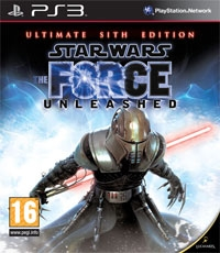 Star Wars: The Force Unleashed Sith Edition