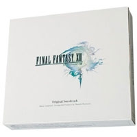 Original Final Fantasy XIII [Soundtrack 4 CD Box-Set Japan Import] Final Fantasy 13