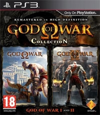 God of War: Collection Edition [uncut PEGI 18]