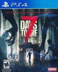 7 Days to Die [US uncut Edition] - Cover beschädigt (PS4)