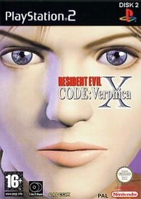 Resident Evil Code Veronica X [uncut Edition] (Erstauflage) (PS2)