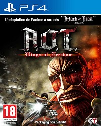 A.O.T. Wings of Freedom (Attack on Titan) [uncut Edition] (PS4)