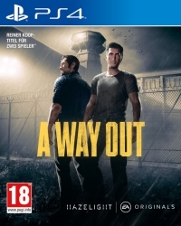 A Way Out für PS4, X1