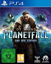Age of Wonders: Planetfall [Day 1 Edition] (PS4)