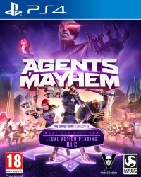 Agents of Mayhem [Day One uncut Edition] feat. Johnny Gat + 6 DLCs (PS4)