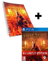 Agony [uncut Edition] + Notizblock (PS4)