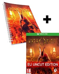 Agony [uncut Edition] + Notizblock (Xbox One)