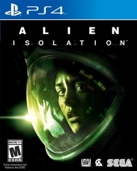 Alien: Isolation [100% US uncut Edition] (PS4)