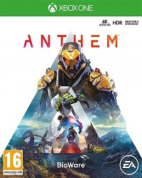 Anthem [uncut Edition] inkl. Preorder Boni (Xbox One)