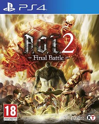 AoT 2 Final Battle [uncut Edition] (PS4)