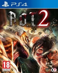 AoT 2 [uncut Edition] (PS4)
