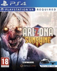 Arizona Sunshine VR [uncut Edition] (PS4)