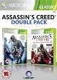 Assassins Creed 1 + 2 Compilation (Xbox360)