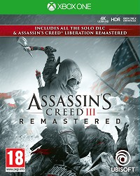 Assassins Creed 3 Remastered für Nintendo Switch, PS4, X1