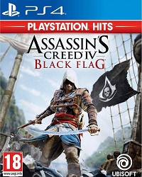 Assassins Creed 4: Black Flag [EU uncut Edition] (PS4)