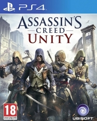 Assassins Creed 5: Unity [EU uncut Edition] (PS4)