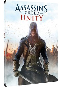 Assassins Creed 5: Unity Sammler Steelbook (exklusiv) (Merchandise)