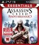 Assassins Creed Brotherhood inkl. 2 Bonus Missionen [AT PEGI uncut Edition]