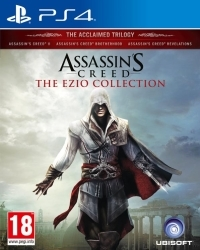 Assassins Creed Ezio Collection [uncut Edition] Deluxe Edition inkl. Soundtrack (PS4)