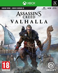 Assassins Creed Valhalla [AT uncut Edition] - Cover beschädigt (Xbox One)
