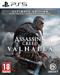 Assassins Creed Valhalla [Ultimate AT uncut Edition] (PS5™)