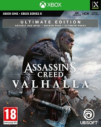 Assassins Creed Valhalla [Ultimate uncut Edition] (Xbox One)