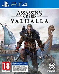 Assassins Creed Valhalla [uncut Edition] - Cover beschädigt (PS4)