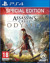 Assassins Creed: Odyssey [Special uncut Edition] (PS4)
