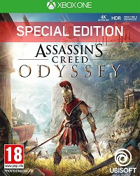 Assassins Creed: Odyssey [Special uncut Edition] (Xbox One)