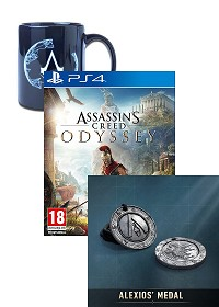 Assassins Creed: Odyssey [Ultimate uncut Edition] (PS4)