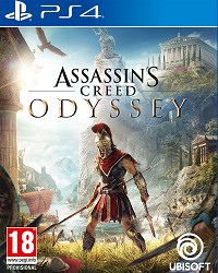 Assassins Creed: Odyssey [uncut Edition] - Cover beschädigt (PS4)