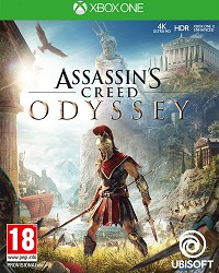 Assassins Creed: Odyssey [uncut Edition] - Cover beschädigt (Xbox One)