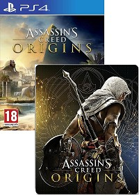 Assassins Creed: Origins Steelbook Edition [uncut] (PS4)
