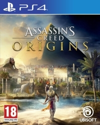 Assassins Creed: Origins [uncut Edition] - Cover beschädigt (PS4)