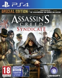 Assassins Creed: Syndicate [Special Edition] EU uncut - Cover beschädigt (PS4)