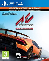 Assetto Corsa [Ultimate Edition] (PS4)