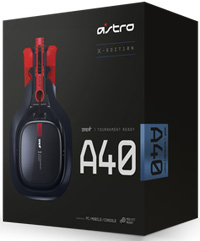 Astro Gaming A40 Headset