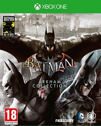 Batman Arkham Collection [Steelbook Edition] (Xbox One)