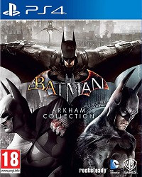Batman Arkham Collection [Triple Pack uncut Edition] (PS4)