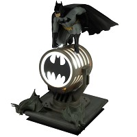 Batman Figurine LED Licht (Collectible Night Light) (Merchandise)
