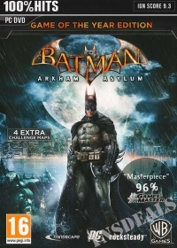 Batman Arkham Asylum [Game Of The Year Edition]