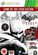 Batman: Arkham City Game Of The Year [uncut Edition] (Xbox360)