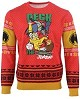 Batman: Deck the Halls Xmas Pullover