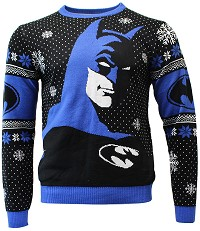 Batman: In the Shadows Xmas Pullover (XL) (Merchandise)