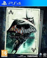 Batman: Return to Arkham [uncut Edition] (PS4)