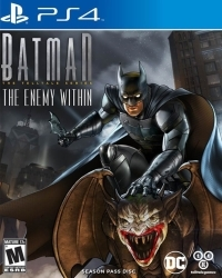 Batman: The Enemy Within [uncut Edition] (PS4)